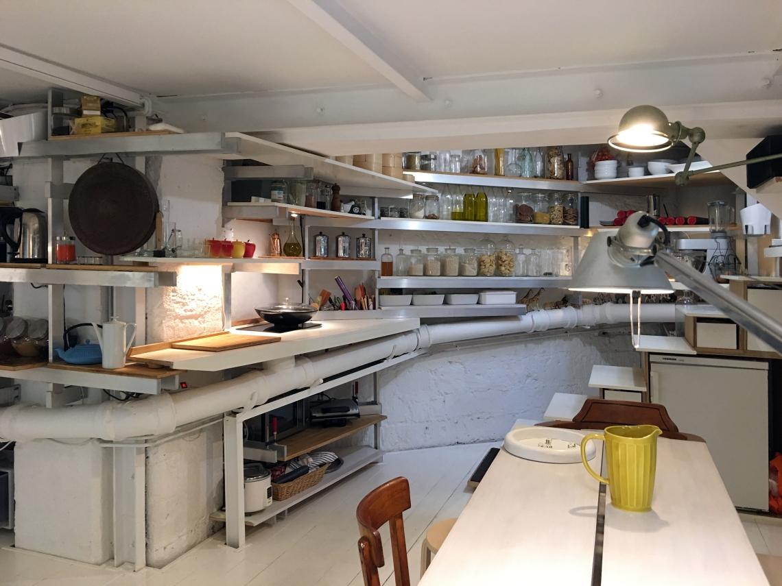 ipogeo cocina
