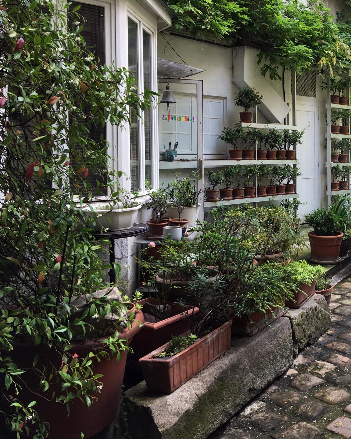 ipogeo giardino